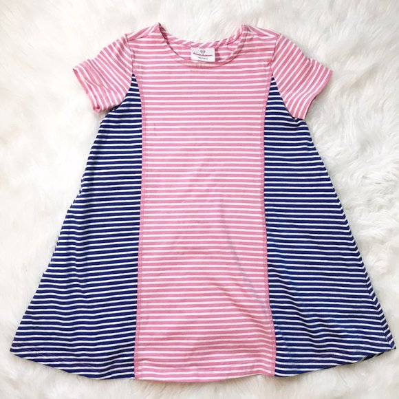 Hanna Andersson Other - NWOT Hanna Andersson Striped Dress 110